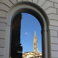 Церковь Бадия Фьорентина. :: Тамара Ярошинская (Де Сантис)