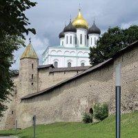Псков,Троицкий собор :: Татьяна Осипова(Deni2048)