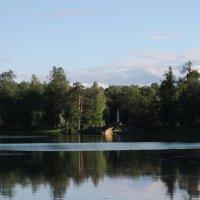 Вид на Горбатый мост :: sv.kaschuk