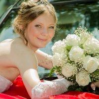 Счастливая невеста... :: Angelica Solovjova