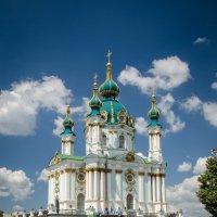 Андреевская церковь. :: Сергей Офицер