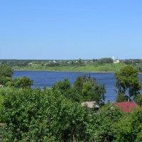 Вид на левый берег Тутаева :: Ирина М