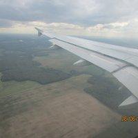 Под крылом самолета :: раиса Орловская