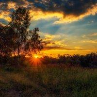 Закатная. :: Andrei Dolzhenko