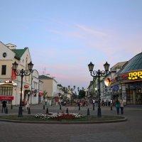 Вечер в Бресте :: Ольга