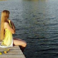 Озеро... :: Анастасия Колядина