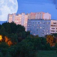 на закате :: Евгений Фролов