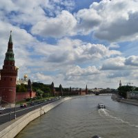 Moscow river :: Алексей Клименко