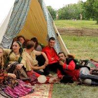 Цыганский табор :: Александр Качалин