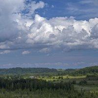 Облака, облака кучерявые бока... :: Liliya Семенова (slastena2051)