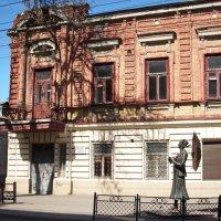 Дом Ф.Г. Раневской (Фельдман) в Таганроге. :: Ирина Прохорченко