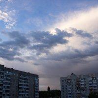 Небо :: Giv Uturgauli