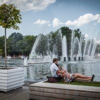 Лето, солнце, молодость, любовь . . . :: Константин Фролов