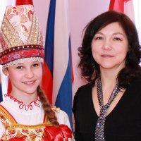 Талантливые  дети  Волоколамска. :: Валерий