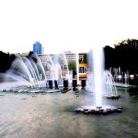 фонтан в ПГ :: Александра Кондакс