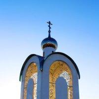 Часовенка в Быстровке :: Рустам Илалов