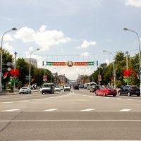 Проспект независимости, Минск :: Денис Атрушкевич