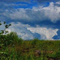 Земля и небо :: Валерий Симонов