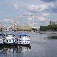 Пристань. :: Ирина Нафаня
