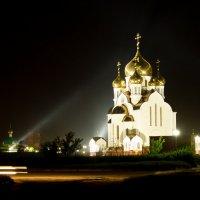 Ночная Церковь :: Сергей Гибков
