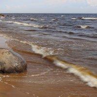 На Финском заливе не спокойно. :: Нина Червякова