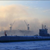 Подводная лодка С-189 :: Татьяна Петрова