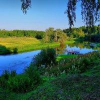 Вечером у реки :: Андрей Куприянов