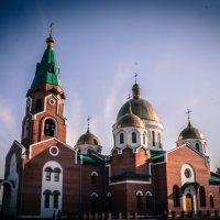 храм в Усть-Каменогорске :: Bichiman Бичман