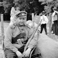На хрена нам война, пошла она на... :: Ирина Данилова