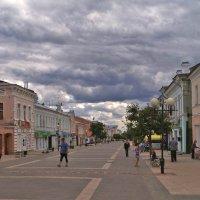 Торговая улица в Ельце. :: Андрей