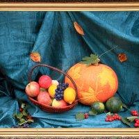 "натюрморт""Осень"" :: Карпухин Сергей"