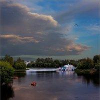 Летний вечер в Ярославле :: Виктор Перякин