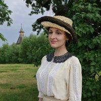 девушка из серебряного века :: Татьяна Нестерова