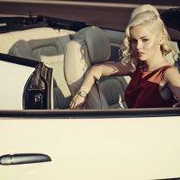 SHE IS A LADY :: Алина Тимичева