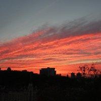 Чудеснейший Киевский закат :: Алёна Литвинчук
