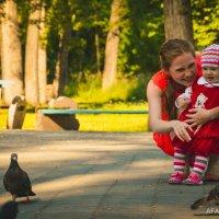 Детское счастье :: Татьяна Афанасьева