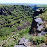 Каньон реки Касах. Армения :: ES
