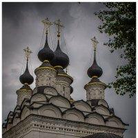 Лазаревская церковь, г. Суздаль :: Алла А