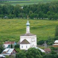 Тихвинский храм . :: Galina Leskova