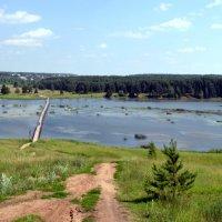 Вид с Кузнецовской горы :: Нина