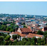 Вильнюс с высоты :: Greta St