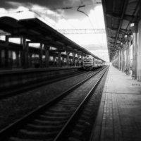 В ожидании поезда ( Львов - Мариуполь ) ... :: Дмитрий Призрак