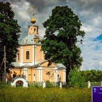 Старая Церковь в Тульской губернии :: Maxim Timofeev
