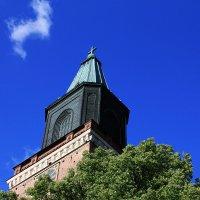 Башня Собора Турку. :: Александр Лейкум