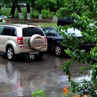 В моём городе дождь... :: ОЛЬГА КОСТИНА