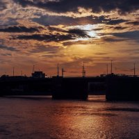 Мосты Петебурга :: Михаил Александров