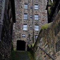 Улицы Эдинбурга,  Old Town :: Uno Bica