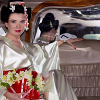 Невеста Японии :: Виолетта Петровская