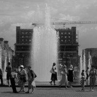 Фонтан :: Дмитрий Арсеньев