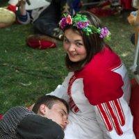 Отдых богатыря :: Елена Жукова
